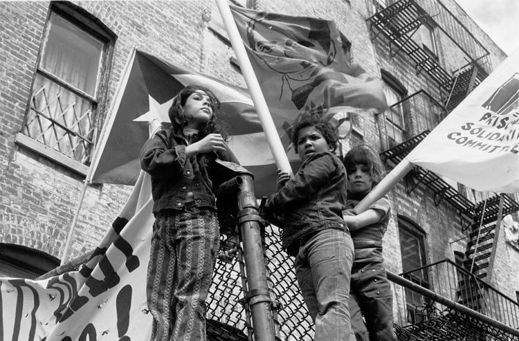 Presente The Young Lords In New York The Bronx Museum Of The Arts