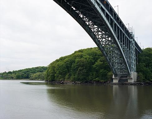 The Henry Hudson Bridge, 2014
